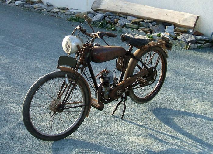 motos anciennes