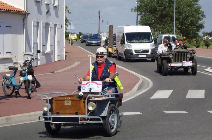 motos anciennes Vendée