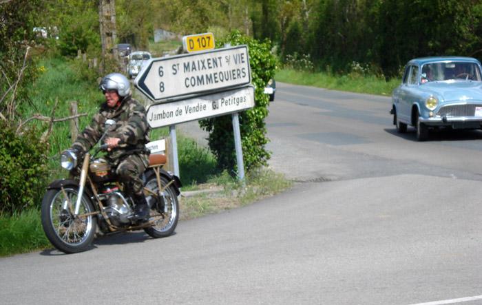 motos anciennes balades