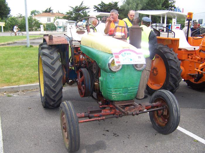 véhicule agricole membre CAPVA