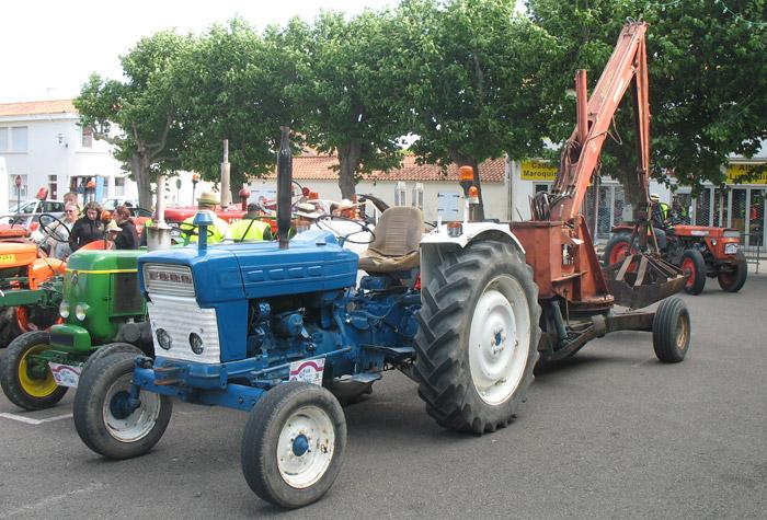 véhicule agricole