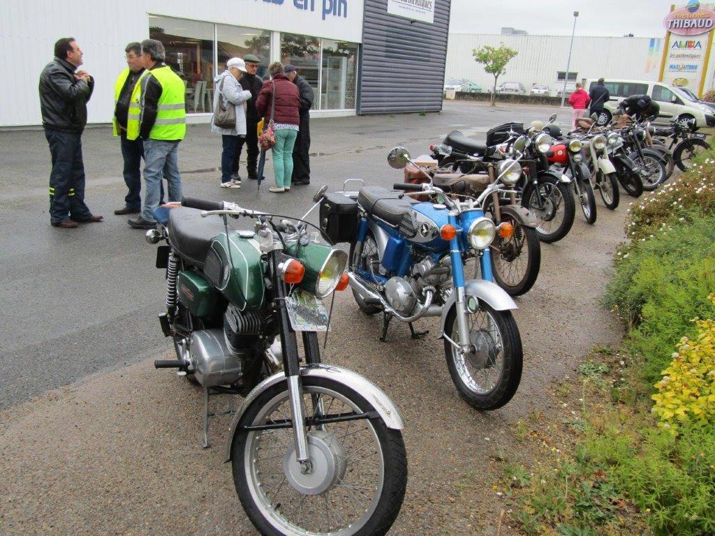 rassemblement motos anciennes
