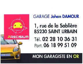 Garage Johan DAMOUR